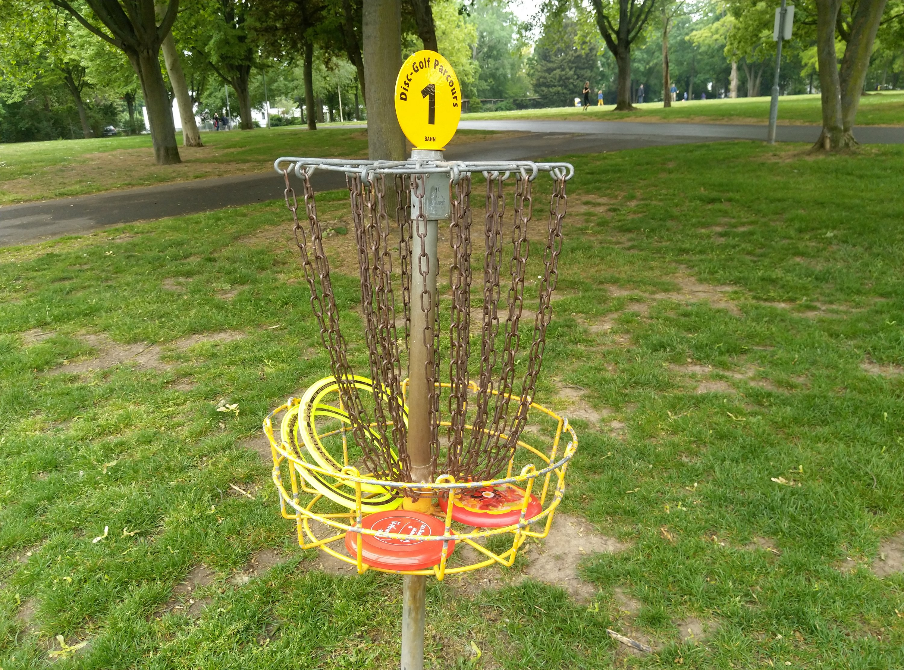 Disc Golf Mainz